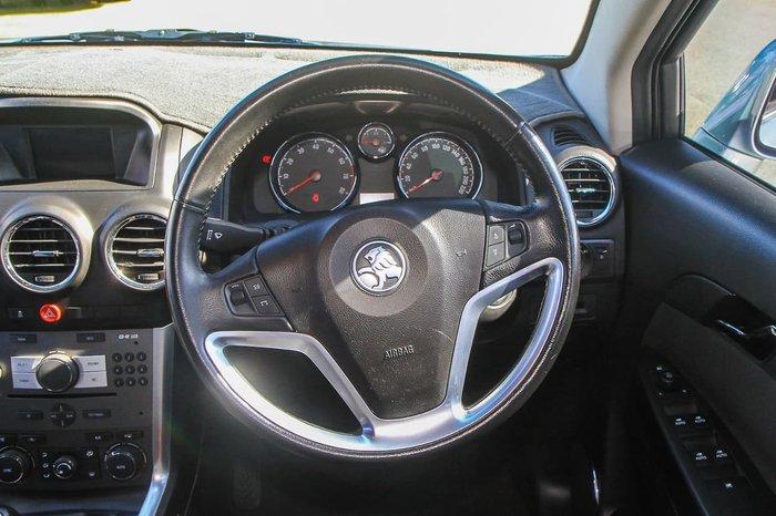 2013 Holden Captiva 5 LT CG MY13 Silver