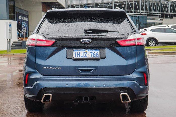 2019 Ford Endura ST-Line CA MY19 Blue Metallic