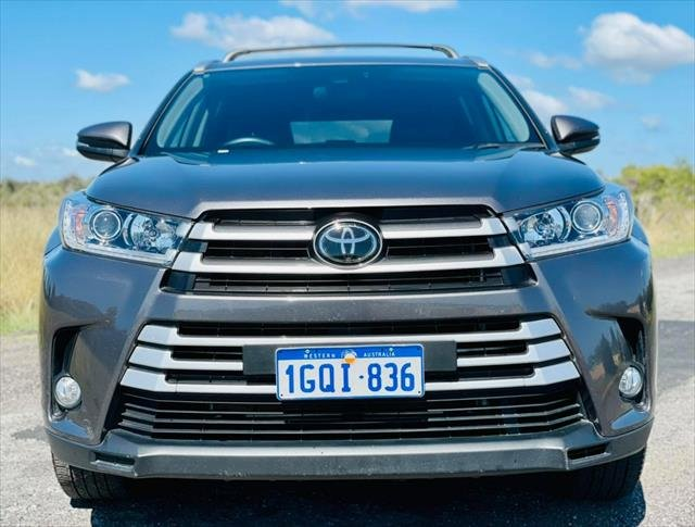 2018 Toyota Kluger GXL GSU55R AWD GREY