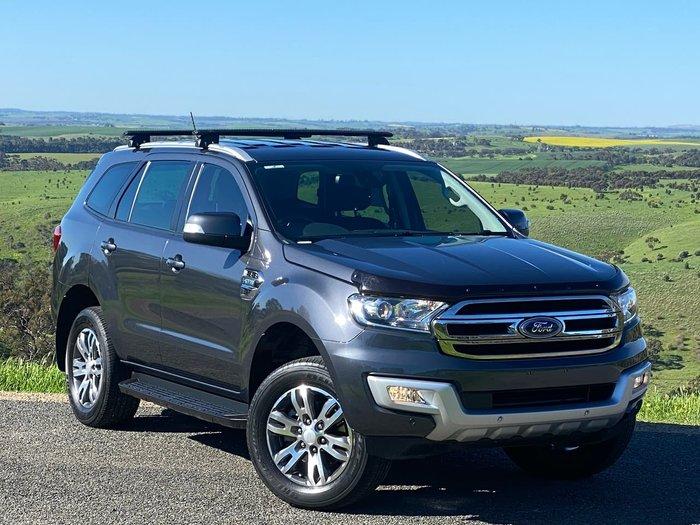 2018 Ford Everest Trend UA MY18 Grey