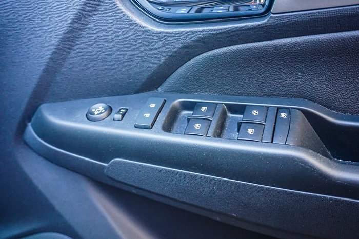 2020 Holden Colorado LTZ RG MY20 4X4 Dual Range Black
