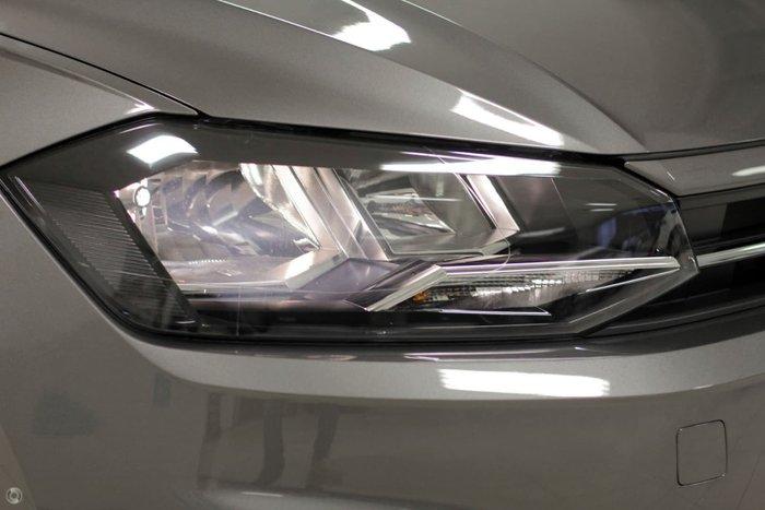 2021 Volkswagen Polo 70TSI Trendline AW MY21 Limestone Grey