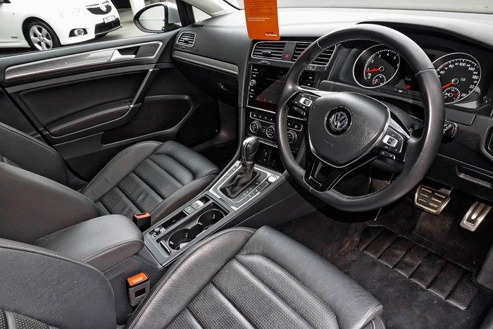 2019 Volkswagen Golf Alltrack 132TSI Premium 7.5 MY19.5 Four Wheel Drive Indium Grey