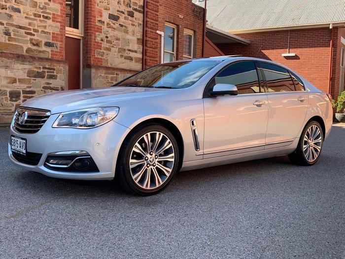 2013 Holden Calais V VF MY14 Silver