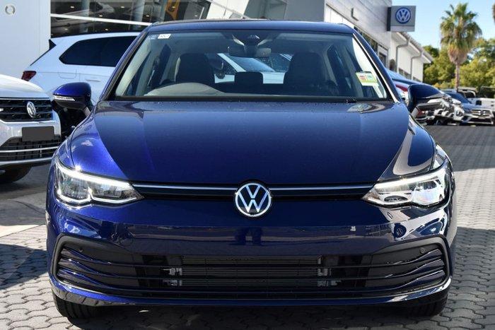 2021 Volkswagen Golf 110TSI 8 MY21 Atlantic Blue