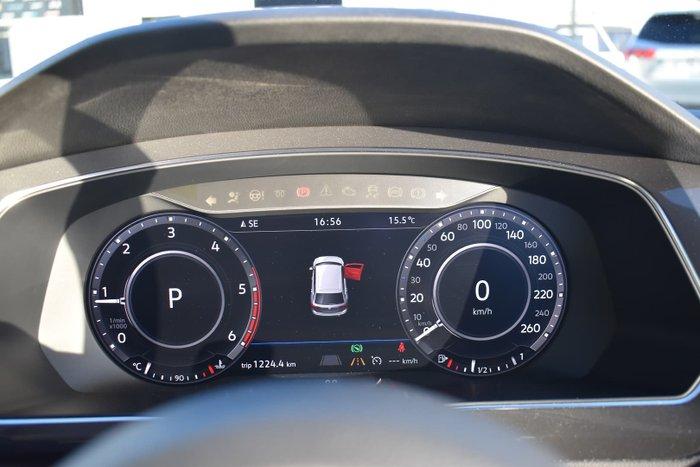 2018 Volkswagen Tiguan 140TDI Highline Allspace 5N MY18 Four Wheel Drive Platinum Grey