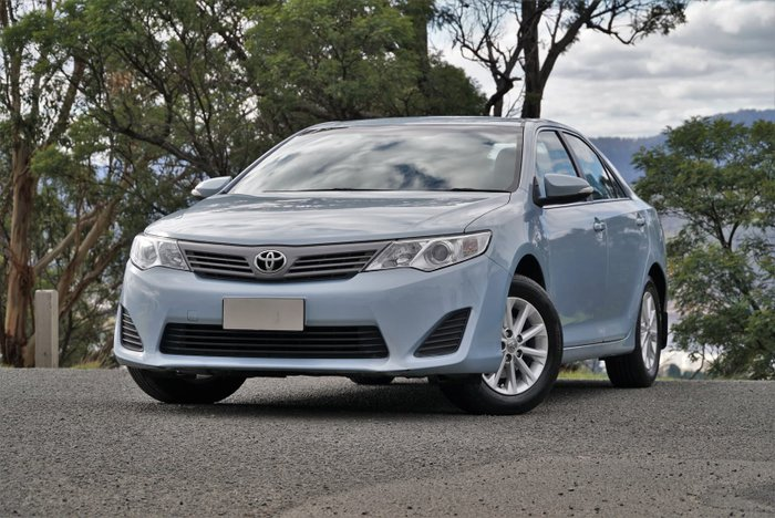 2013 Toyota Camry Altise ASV50R Arctic Frost
