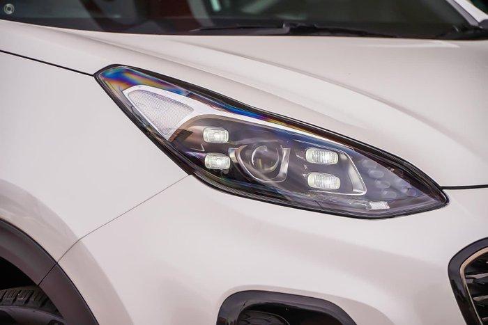 2021 Kia Sportage GT-Line QL MY21 AWD Snow White Pearl