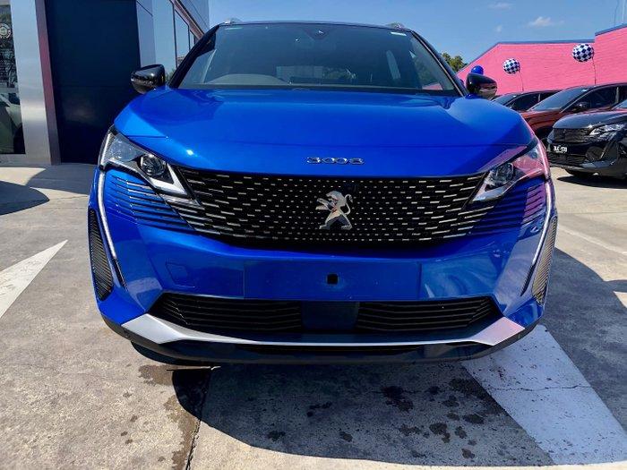 2021 Peugeot 3008 GT P84 MY21 Vertigo Blue