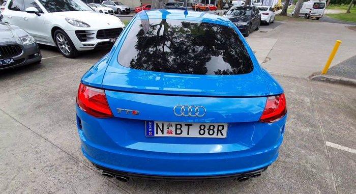 2019 Audi TTS FV MY19 Four Wheel Drive Turbo Blue