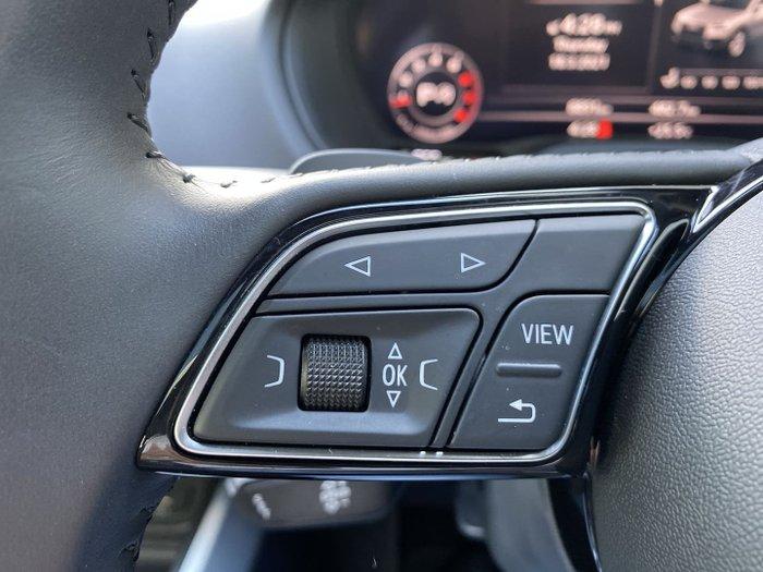 2020 Audi Q2 40 TFSI Edition #2 GA MY20 Four Wheel Drive Glacier White