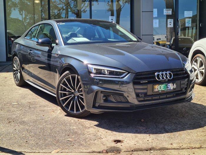 2019 Audi A5 45 TFSI sport F5 MY19 Four Wheel Drive Manhattan Grey