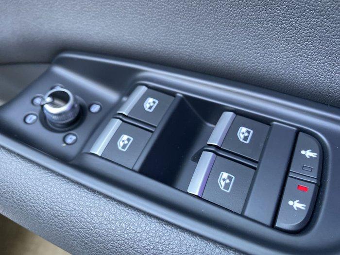 2020 Audi Q7 45 TDI 4M MY20 Four Wheel Drive Florett Silver