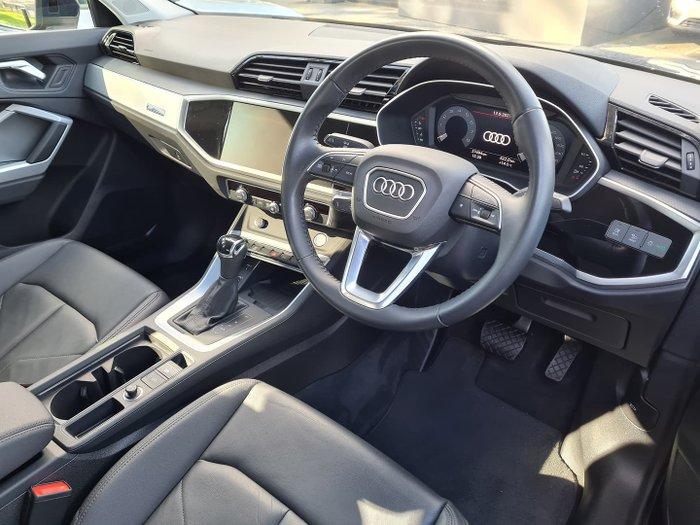 2019 Audi Q3 35 TFSI F3 MY20 Cosmos Blue