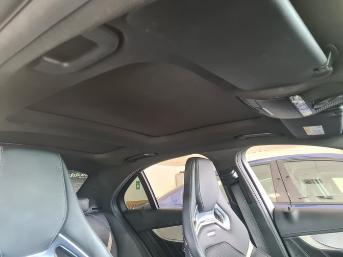 2018 Mercedes-Benz C-Class C63 AMG S W205 Obsidian Black