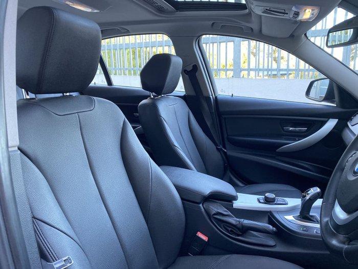 2012 BMW 3 Series 320i F30 MY13 Black