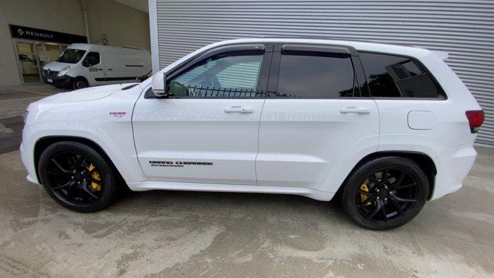 2018 Jeep Grand Cherokee Trackhawk WK MY18 4X4 On Demand Bright White