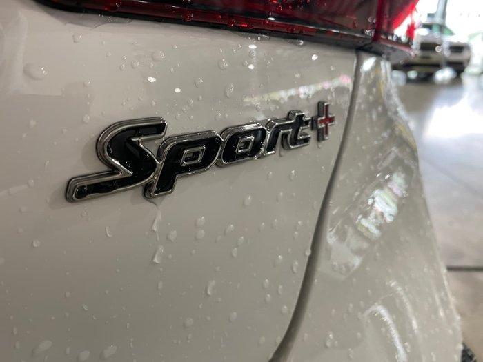2020 Kia Cerato Sport+ BD MY21 Clear White