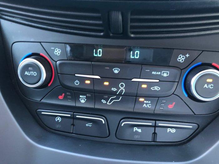2017 Ford Escape Titanium ZG AWD Frozen White