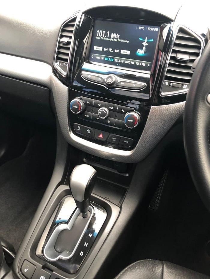 2018 Holden Captiva LT CG MY18 AWD Old Blue Eyes