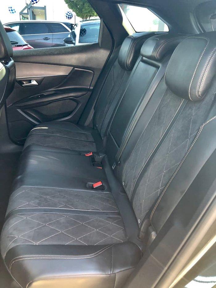 2017 Peugeot 3008 GT P84 MY18 Grey