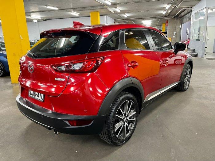 2015 Mazda CX-3 Akari DK Soul Red