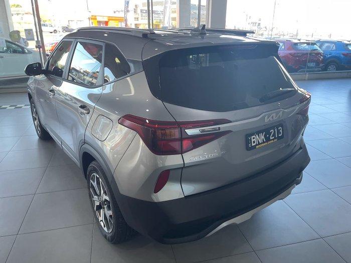 2021 Kia Seltos Sport+ SP2 MY22 Steel Grey