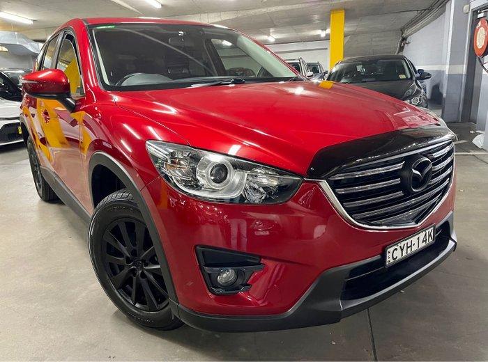 2015 Mazda CX-5 Maxx Sport