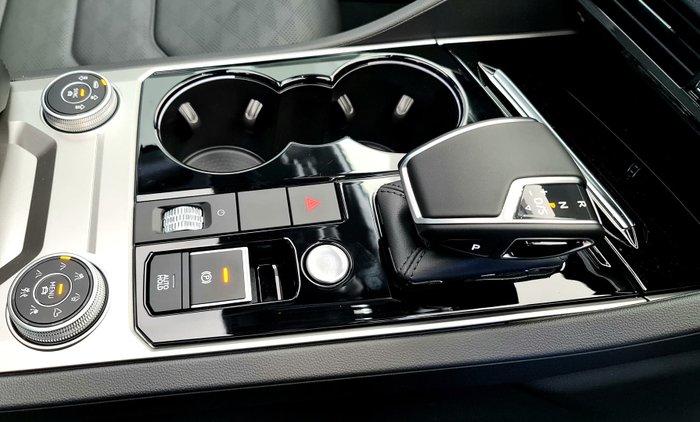 2021 Volkswagen Touareg 210TDI Elegance CR MY21 Four Wheel Drive Pure White