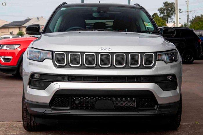 2021 Jeep Compass Launch Edition M6 MY21 Minimal Grey