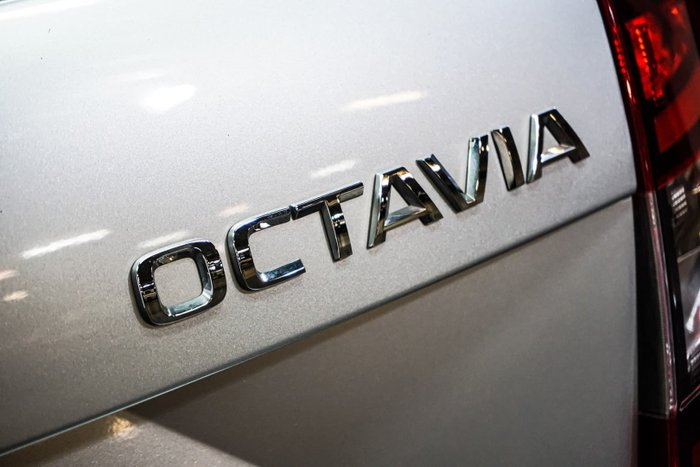 2019 SKODA Octavia 110TSI NE MY19 Brilliant Silver