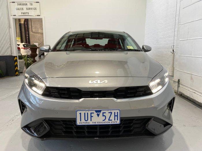 2021 Kia Cerato S BD MY22 Steel Grey