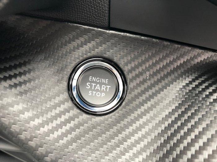 2020 Peugeot 2008 Allure P24 MY21 Vertigo Blue