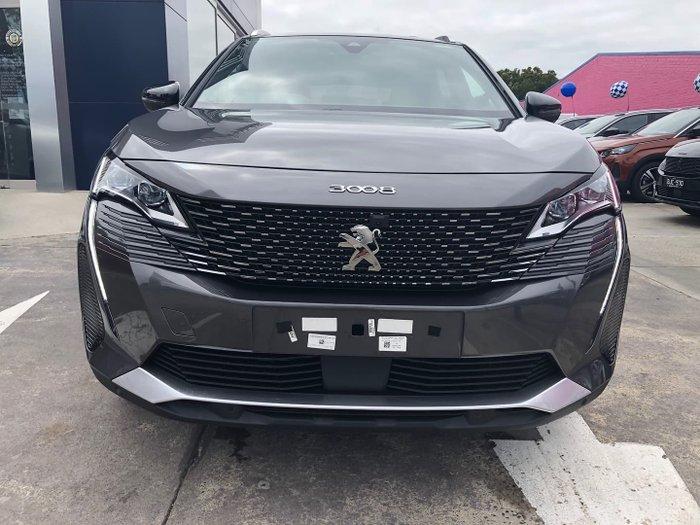 2021 Peugeot 3008 GT P84 MY21 Platinum Grey