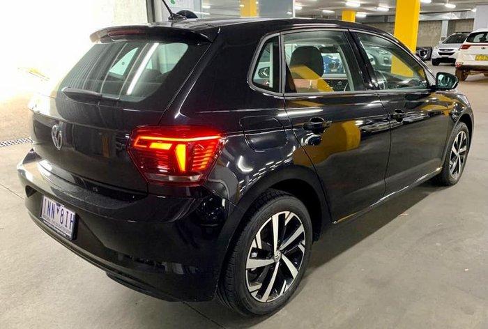 2018 Volkswagen Polo beats AW MY18 Deep Black