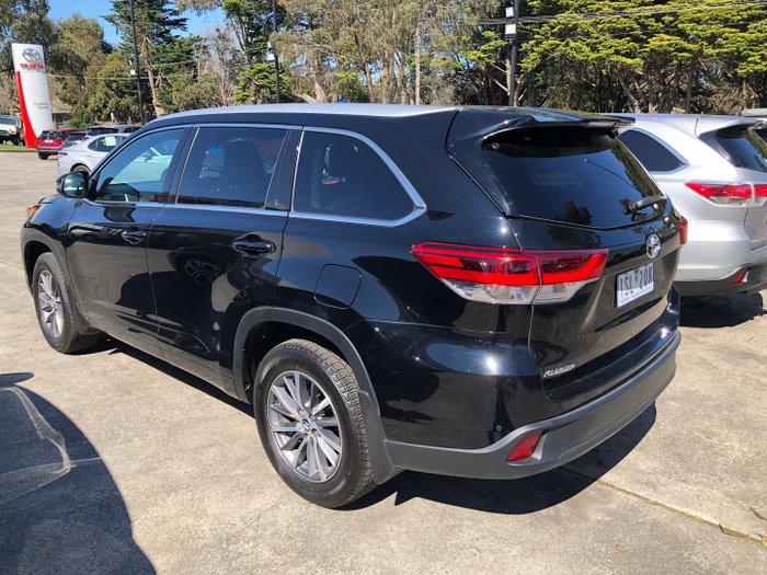 2019 Toyota Kluger GXL GSU55R AWD Eclipse Black