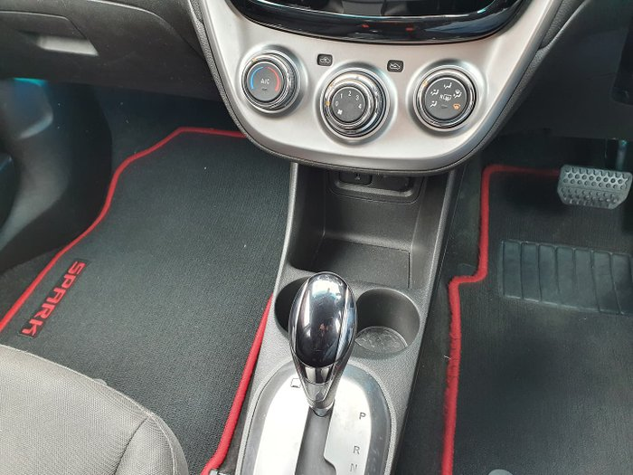 2017 Holden Spark LS MP MY17 Absolute Red