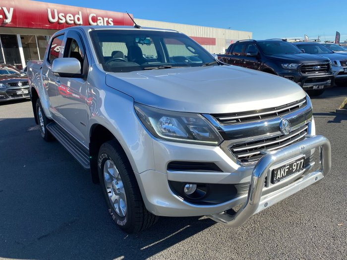 2016 Holden Colorado LT RG MY17 Nitrate