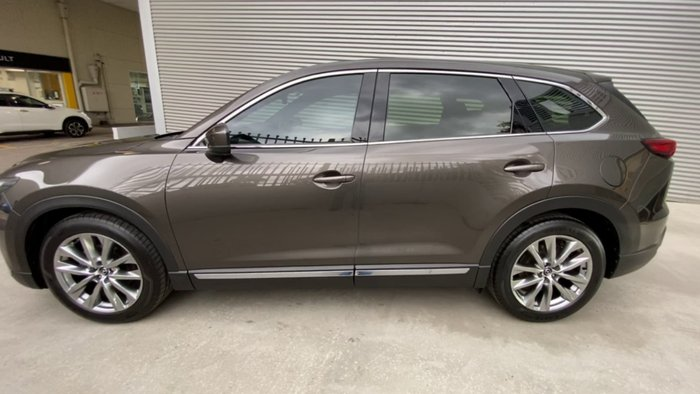 2017 Mazda CX-9 GT TC Brown