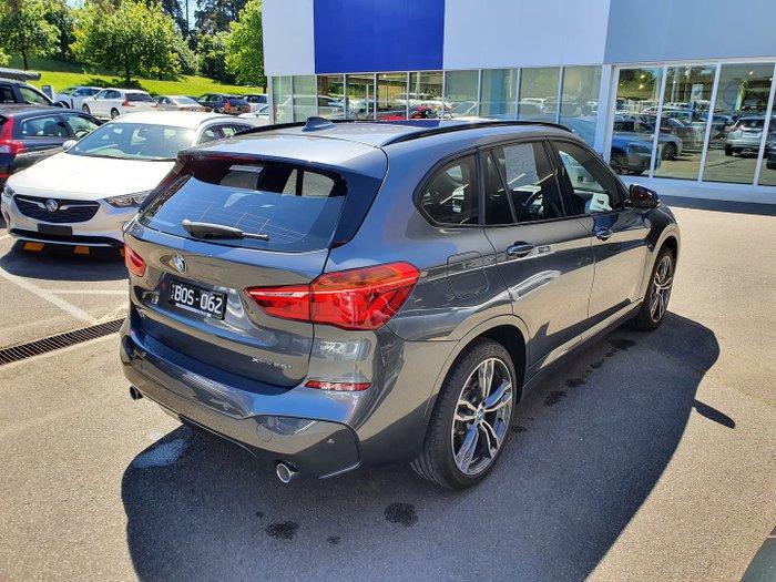 2018 BMW X1 xDrive25i F48 AWD Mineral Grey