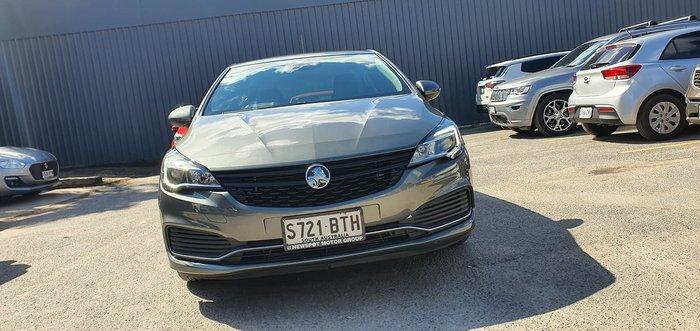 2017 Holden Astra R BK MY18 Grey