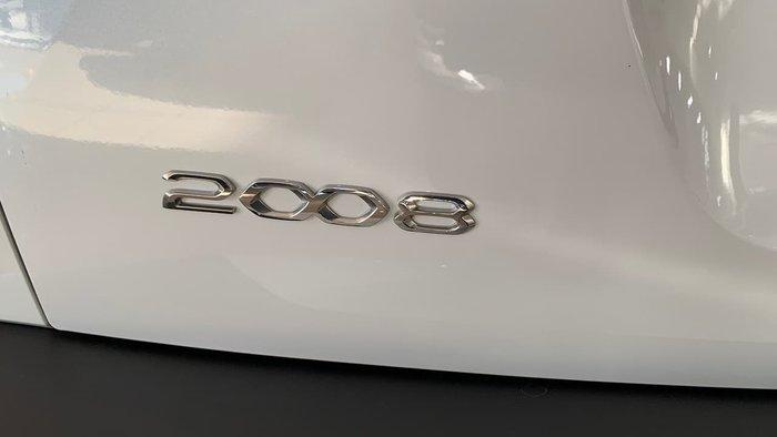 2021 Peugeot 2008 GT Sport P24 MY21 White