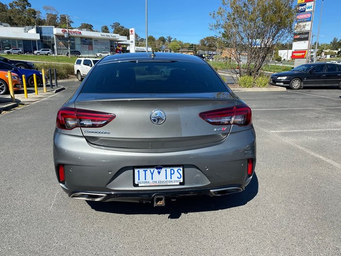 2018 Holden Commodore RS-V ZB MY18 AWD Grey