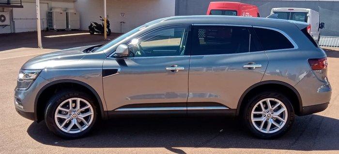 2018 Renault Koleos Zen HZG Four Wheel Drive Grey