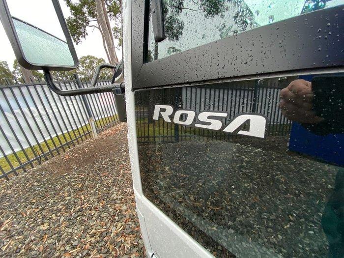 2020 FUSO ROSA DELUXE White