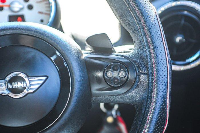 2014 MINI Paceman Cooper S R61 MY15 Black