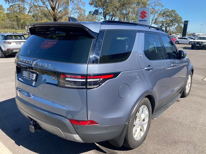 2020 Land Rover Discovery SD4 SE Series 5 MY20 4X4 Dual Range Blue