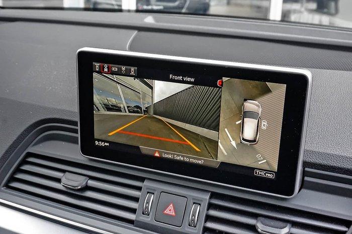 2019 Audi Q5 45 TFSI sport FY MY20 4X4 On Demand White