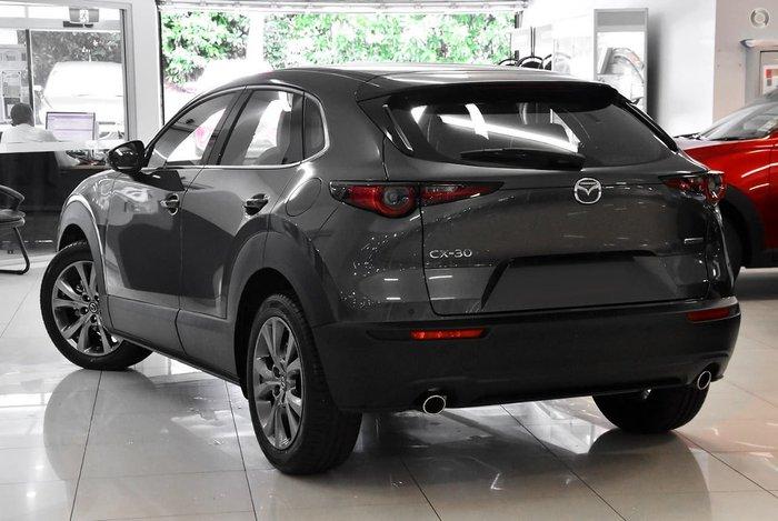 2021 Mazda CX-30 G20 Astina DM Series Grey