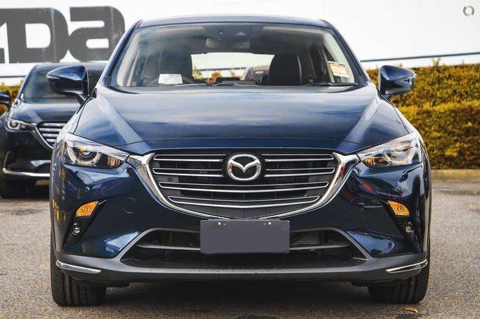 2021 Mazda CX-3 sTouring DK Blue